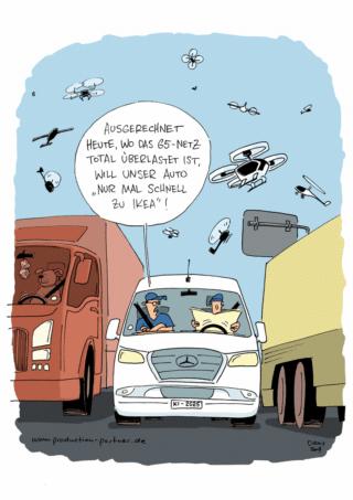 Cartoon Denis Metz