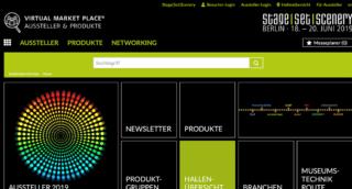 Messeplanung: Virtual Market Place