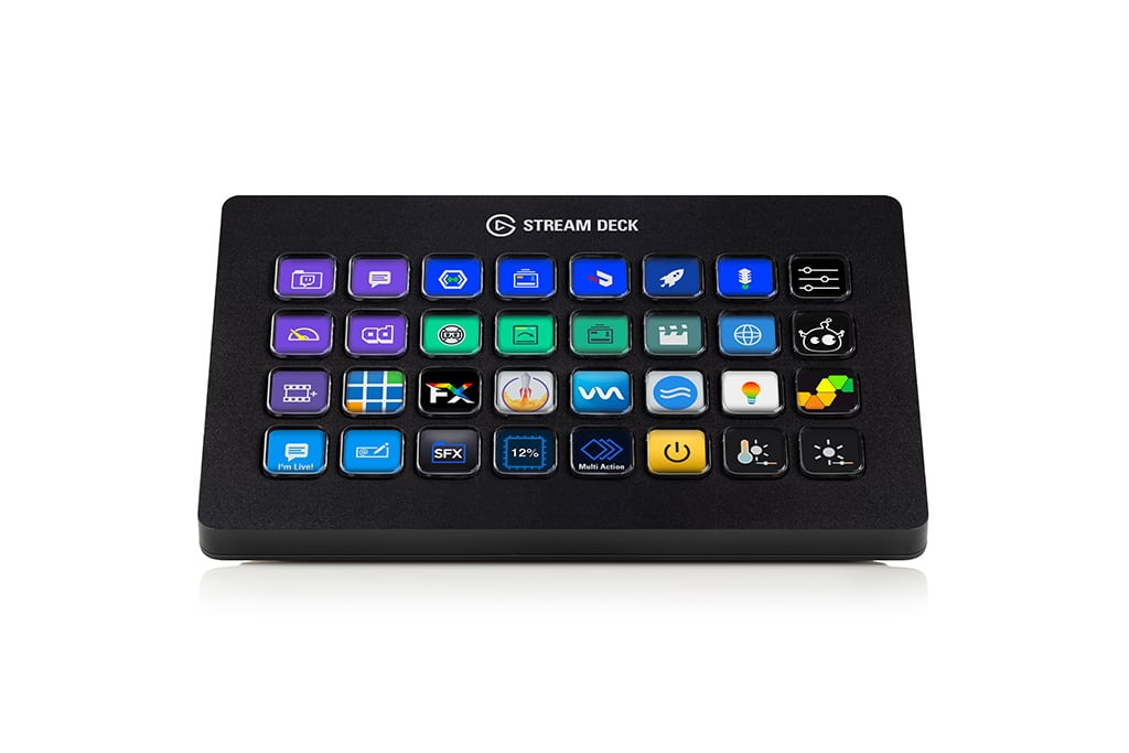 Stream Deck in der XL-Version