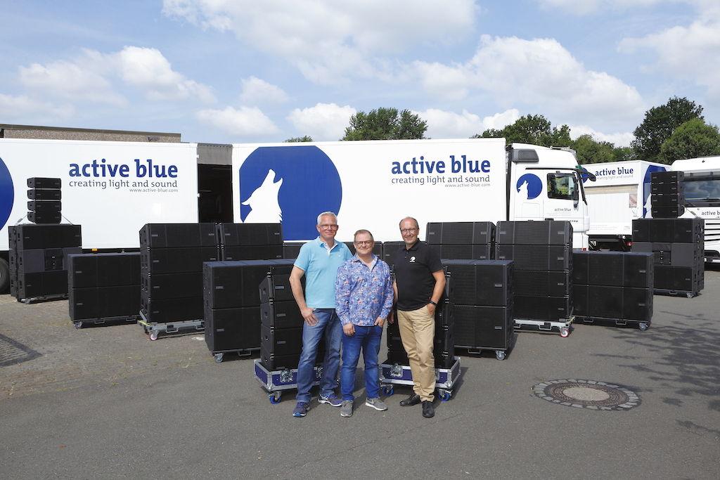 Active Blue