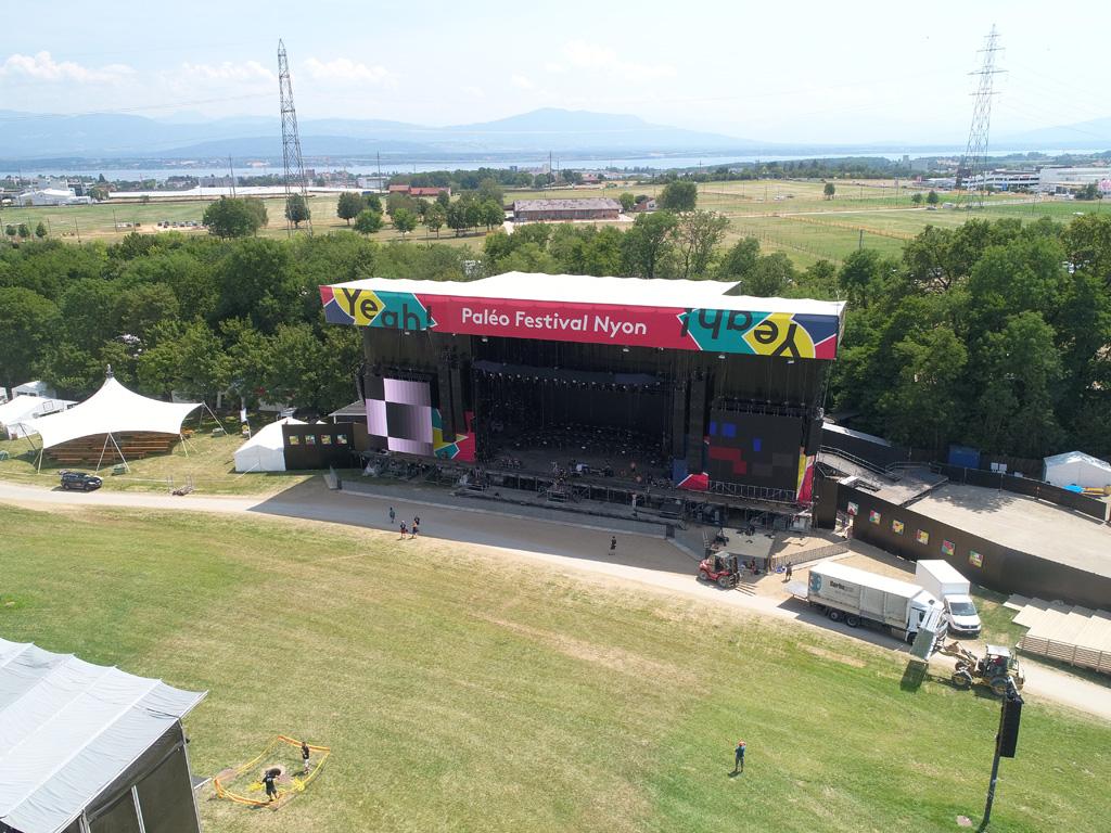 Nüssli Jumbo Stage