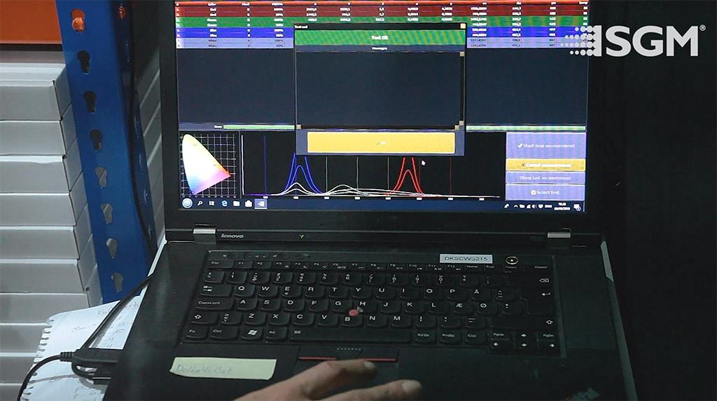 SGM Kalibrierungsservice