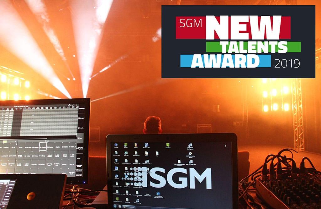 SGM New Talents Award