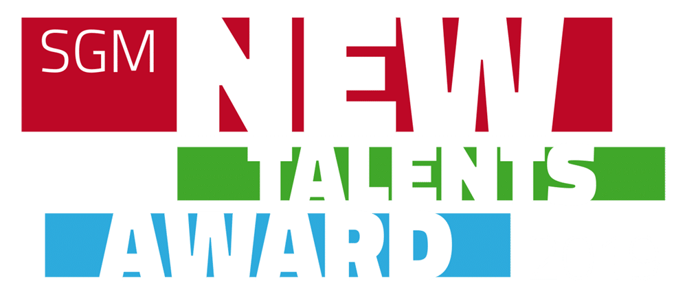 SGM New Talents Award Logo