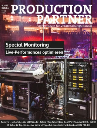 PRODUCTION PARTNER Ausgabe 8-2019 Oktober