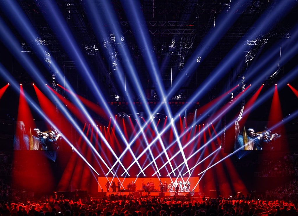 Clay Paky Mythos bei Phil Collins