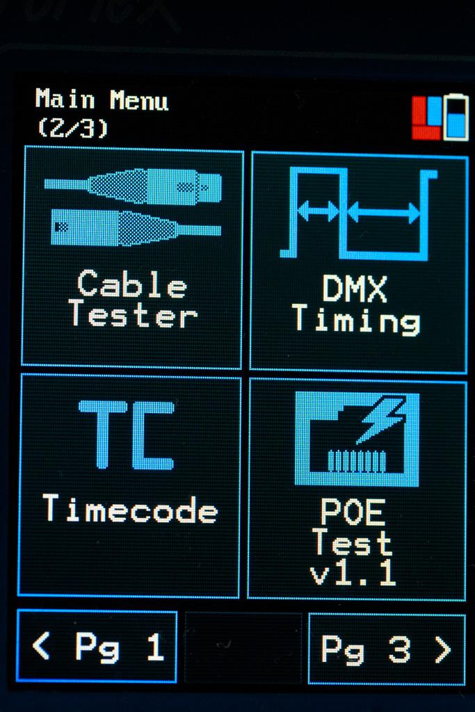 Symbole ProPlex IQ Tester LV