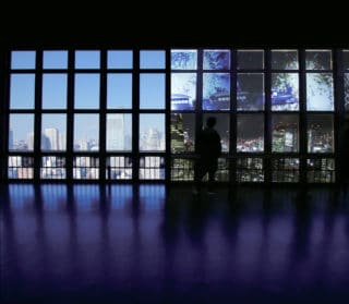 Inviscreen im Tokyo Tower