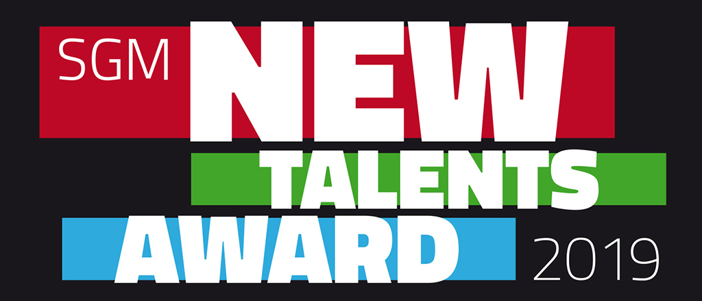 Logo SGM New Talents Award 2019