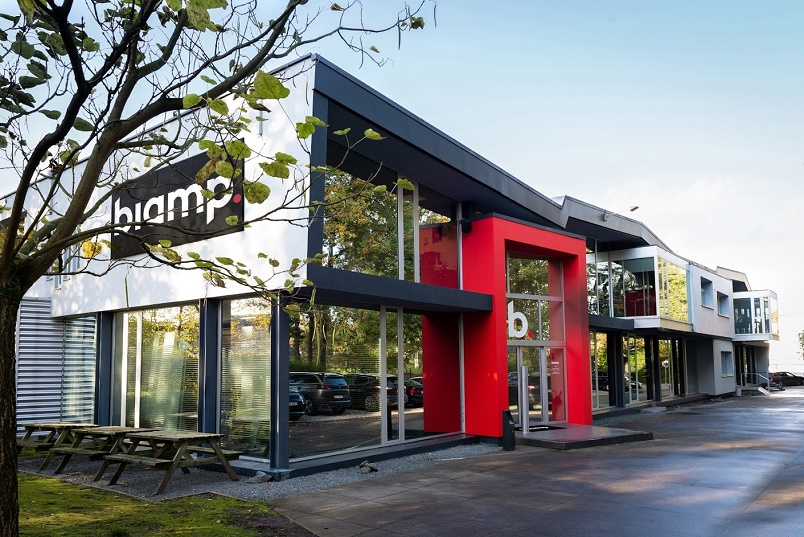 Biamp in Belgien