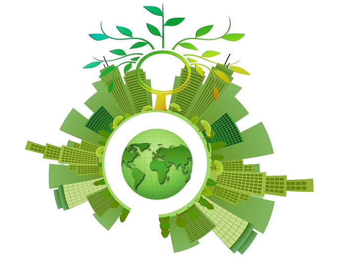 Nachhaltigkeit Grafik