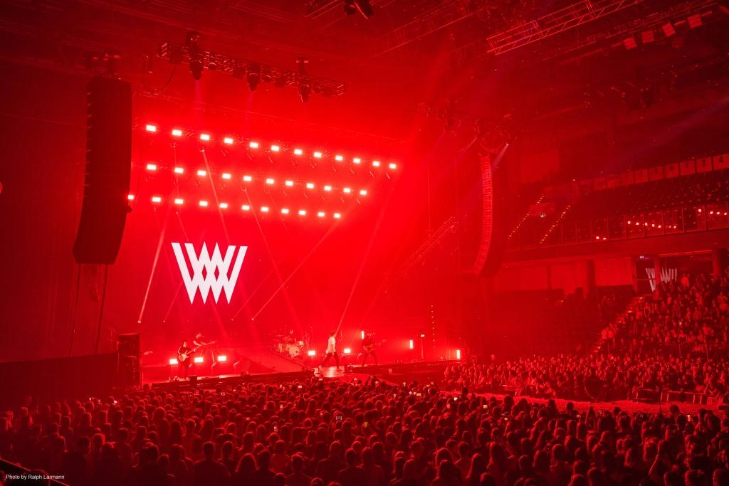 Bühne Wincent Weiss