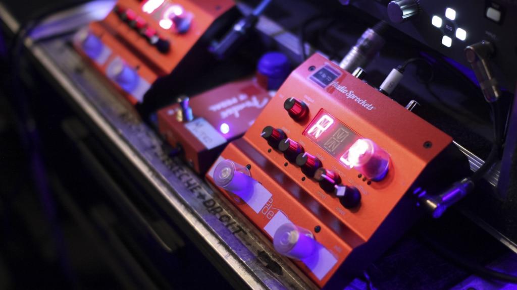 Sprocket ToneDexter Acoustic Preamps