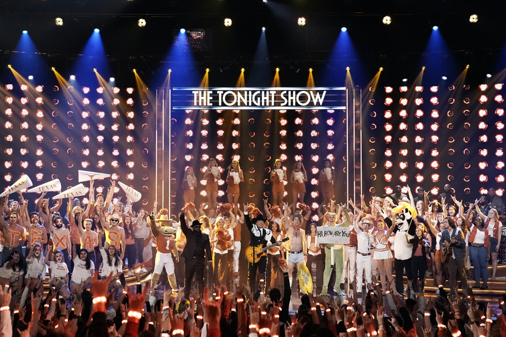 "TurboRay im Einsatz bei ""The Tonight Show"""