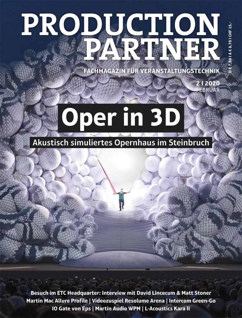 Produkt: Production Partner 02/2020 Digital