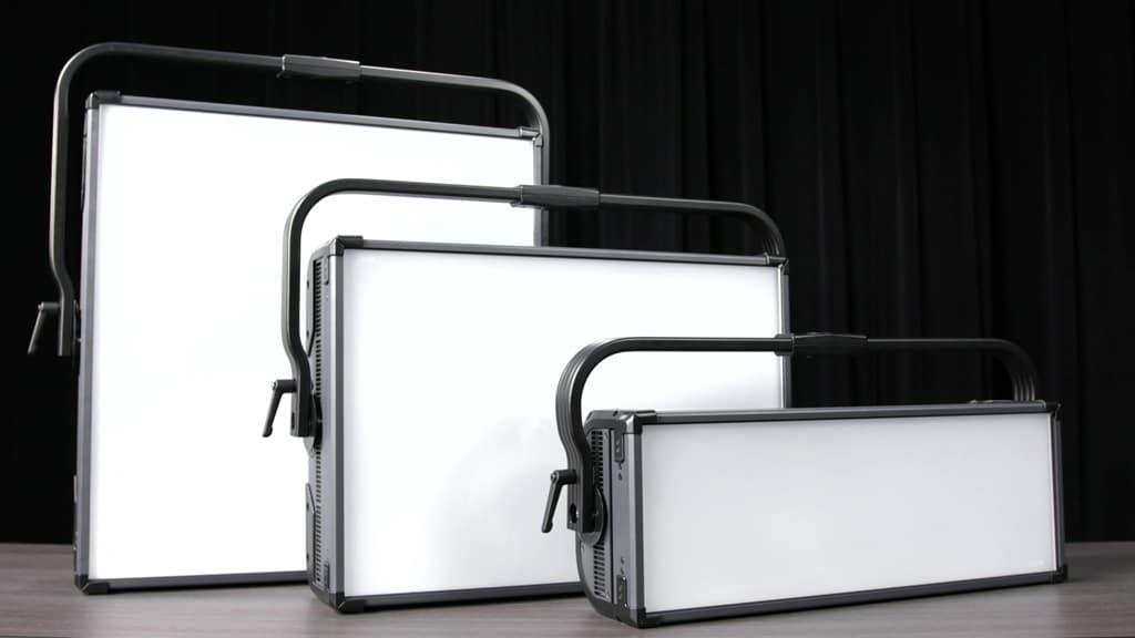 Panel Lights in verschiedenen Größen