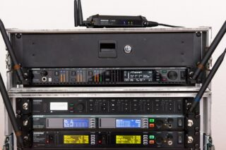 Shure Axient Digital Rack