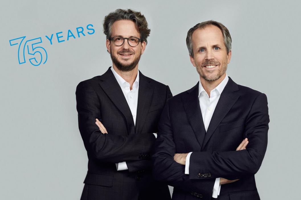 Dr. Andreas und Daniel Sennheiser