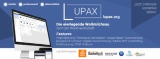 Lupax Banner