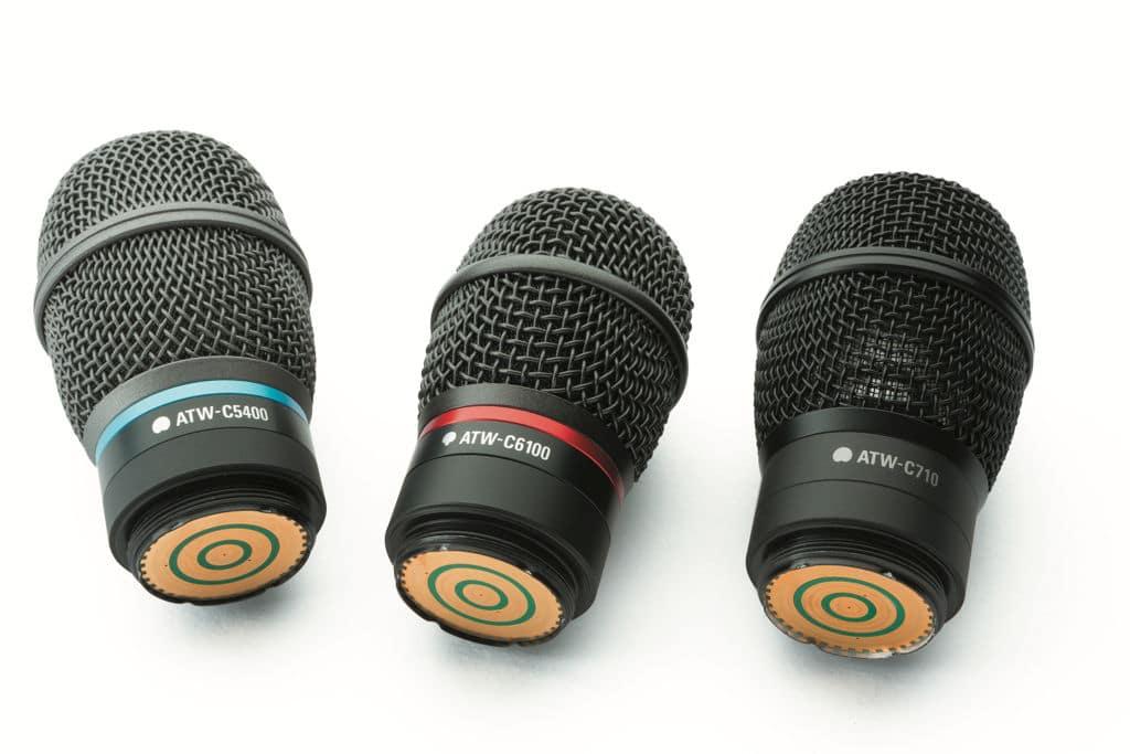 Mikrofonköpfe Audio-Technica 3000er Serie