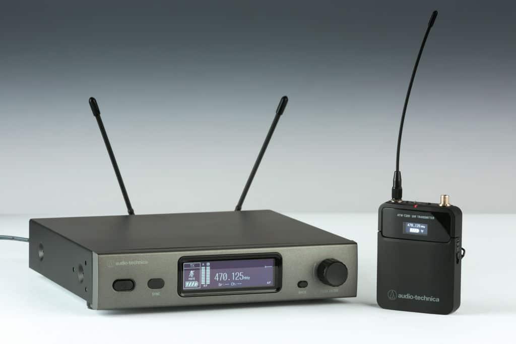 Taschensender ATW-3201 von Audio-Technica