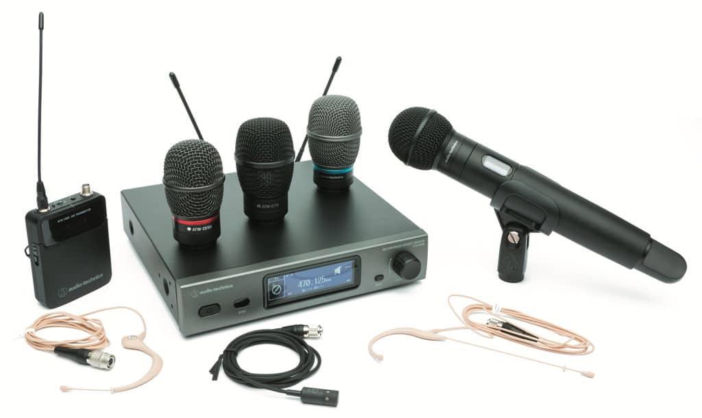 Audio-Technica 3000er Serie Set