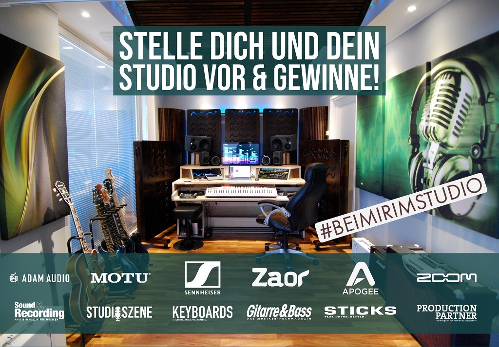 Sound & Recording Studio Aktion