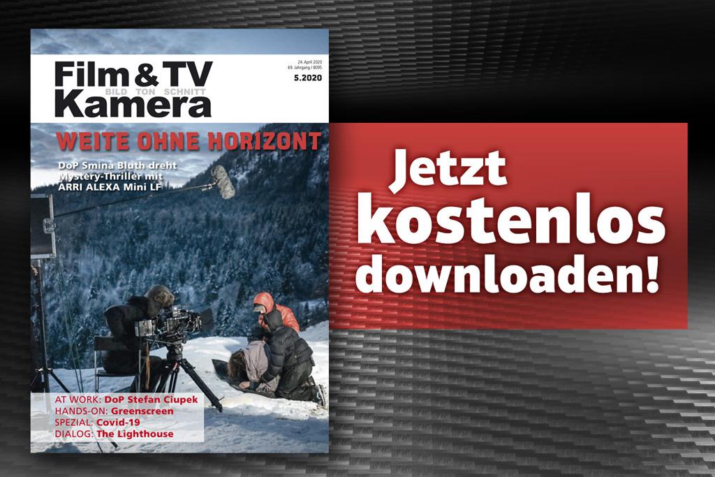 Die neue Film & TV Kamera