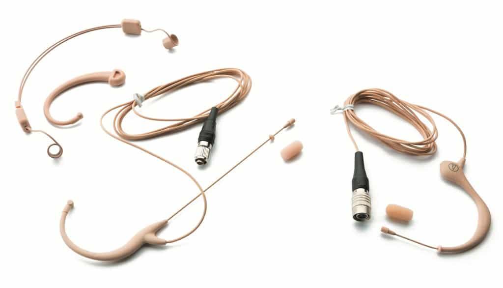 Earsets zur Audio-Technica 3000er Serie