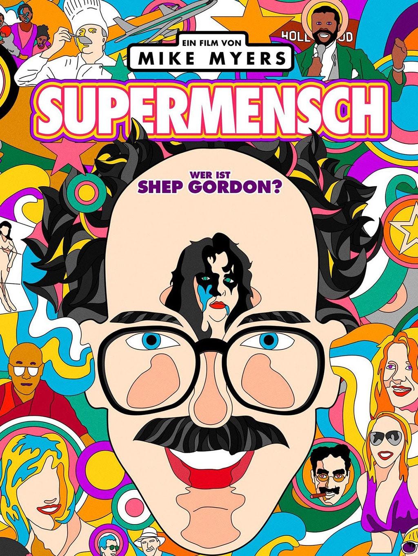 Doku-Tipp Amazon: Supermensch - Wer ist Shep Gordon