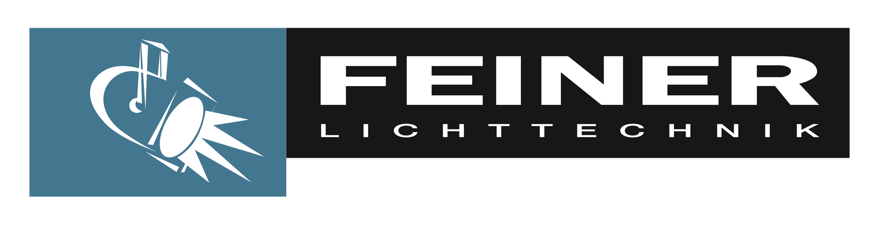 Logo Feiner Lichttechnik