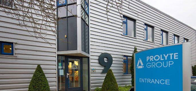 Prolyte Headquater in Leek (NL)