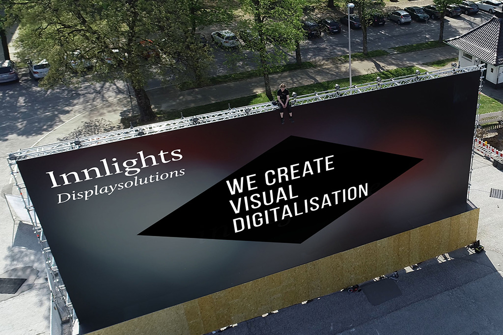 Autokino Remscheid mit Innlights LED-Wall