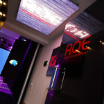 Eingang Showroom ROE Visual