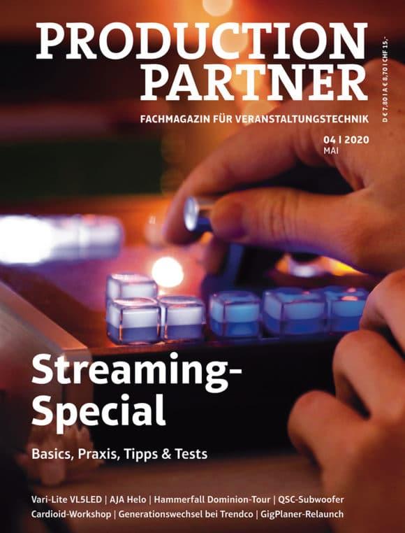 Production Partner Ausgabe 4/2020