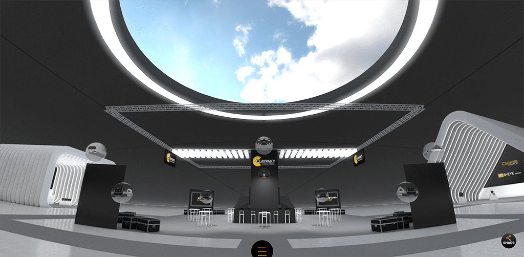 Claypaky Virtual