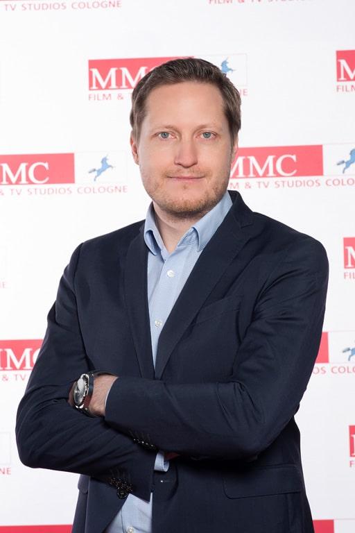 Jens Wolf Geschäftsführer, MMC Studios Köln