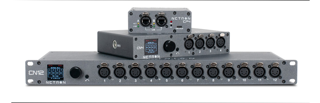 Netron DMX-Gateways Obsidian Control Systems