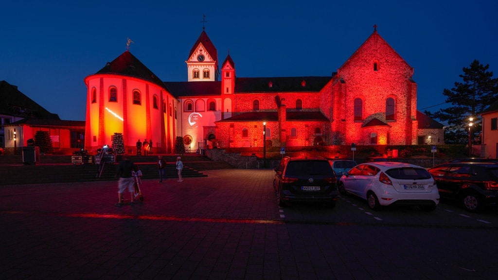 Night of Light Bendorf