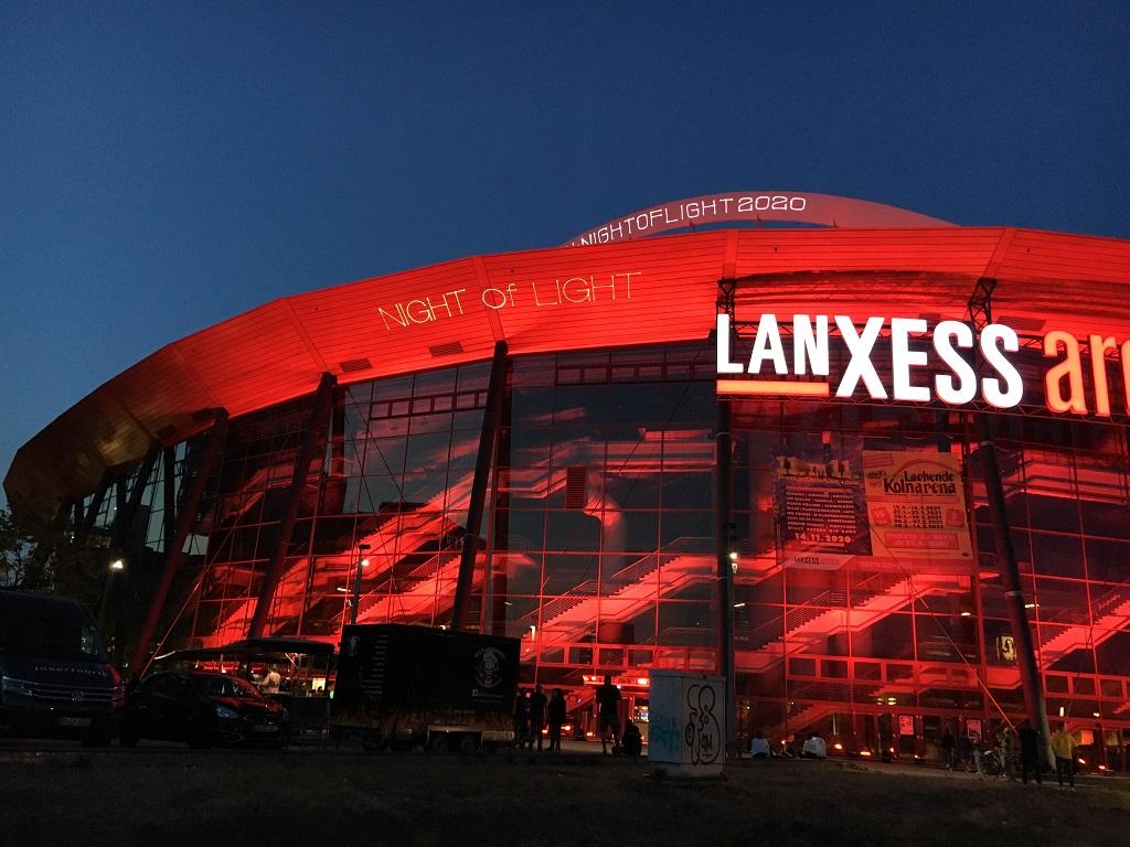 Night of Light Lanxess Arena