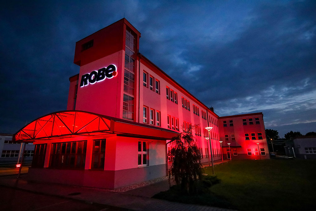 Night of Light: Robe Headquarter Valmez
