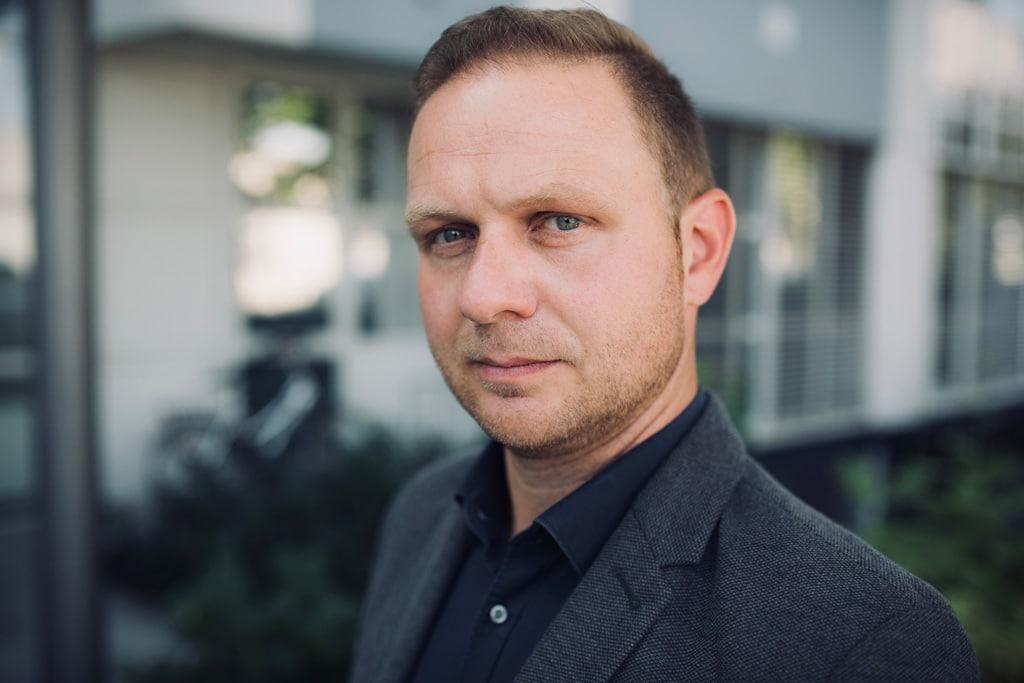 Steffen Schenk COO/Prokurist, Teltec AG