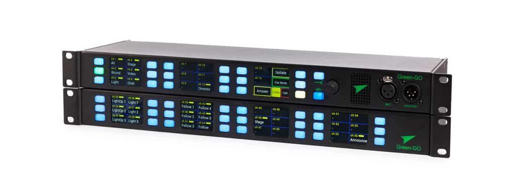 Digitales Intercom: Green-Go
