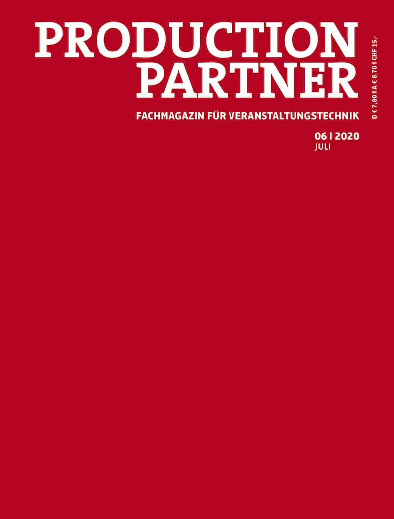 Produkt: Production Partner 06/2020 Digital