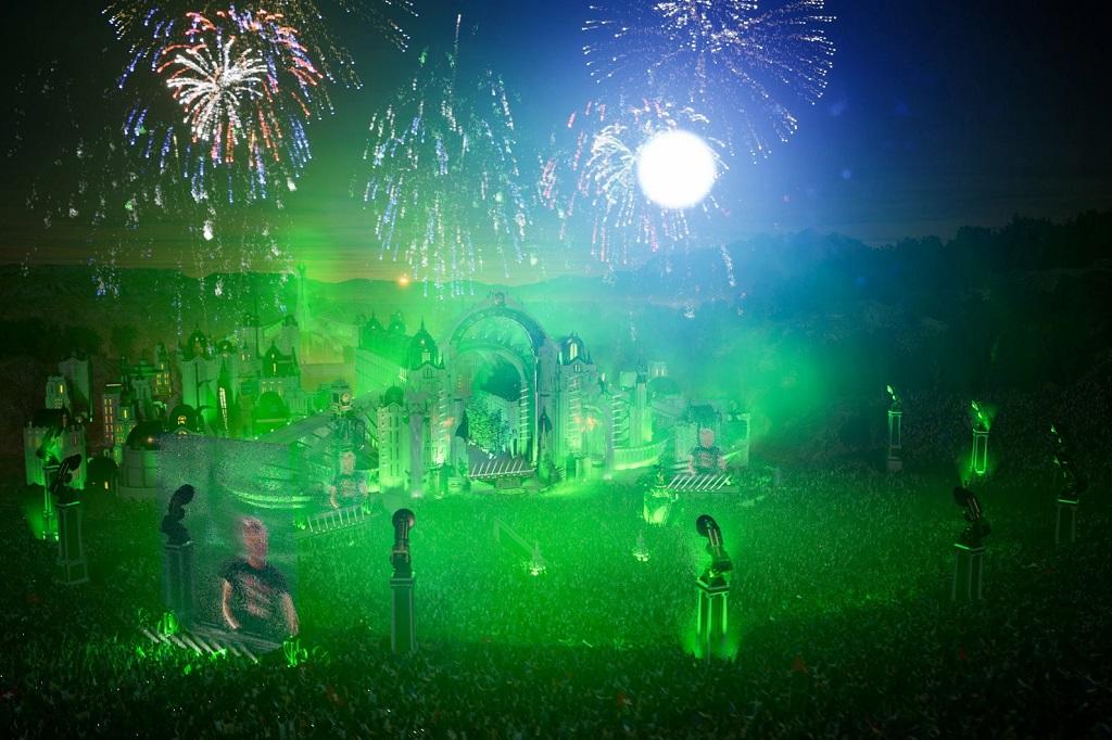 Tomorrowland Around the World_Mainstage