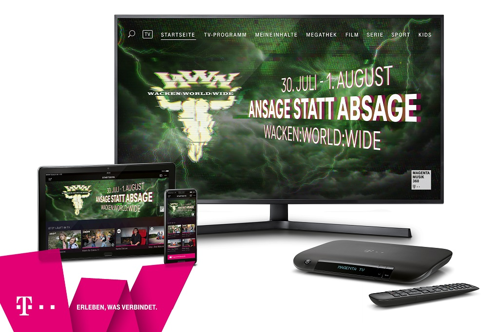 Wacken World Wide/ Deutsche Telekom AG
