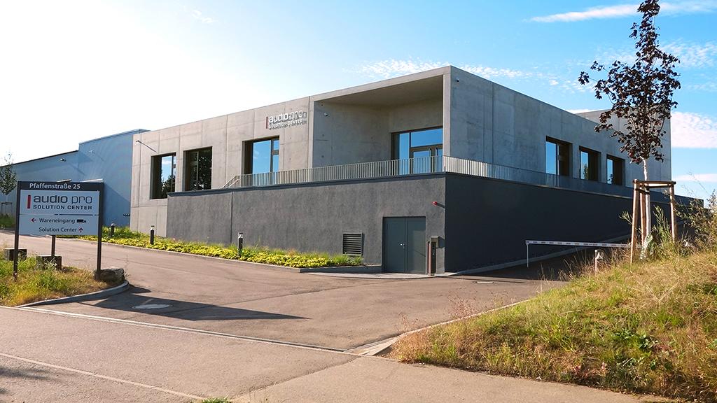 Audio Pro Solution Center in Heilbronn