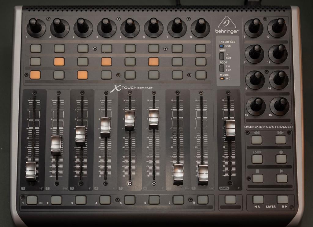 Audiomixer ATEM Mini Pro