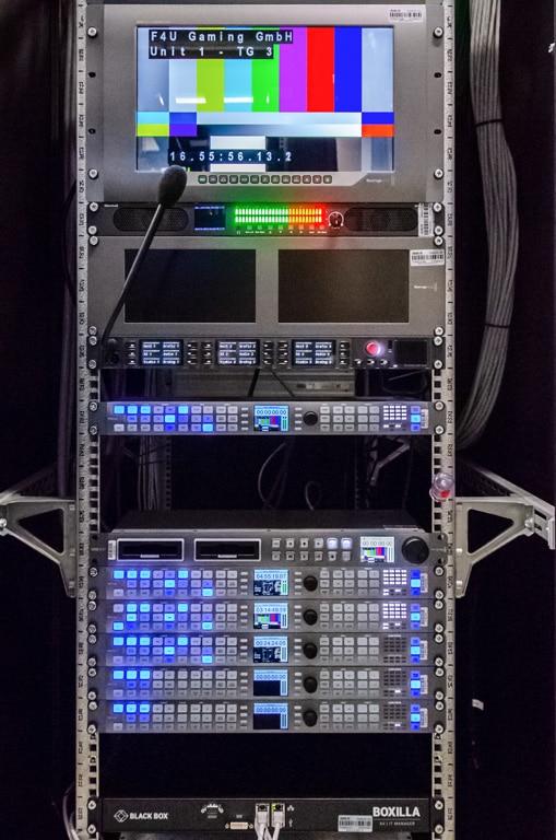 Technik-Rack Freaks 4U