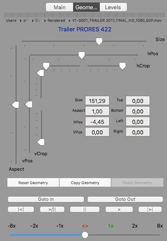 Geometry PlaybackPro Plus
